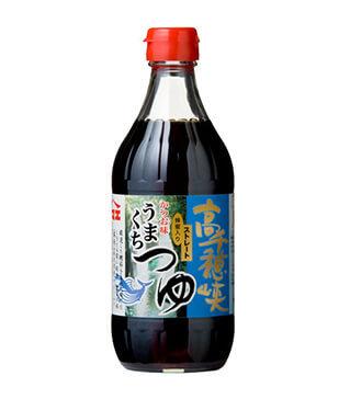 高千穂峡烏冬汁鰹魚 Udon Tsuyu Katsuo 500ml