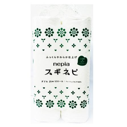 12卷裝日本紙巾