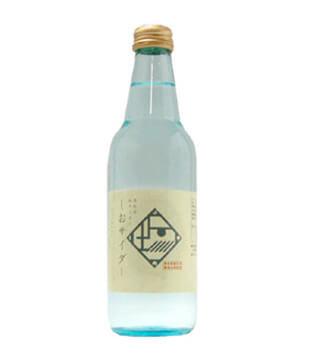 奧能登地汽水鹽味汽水 Okunoto Cider Shio Cider 340ml