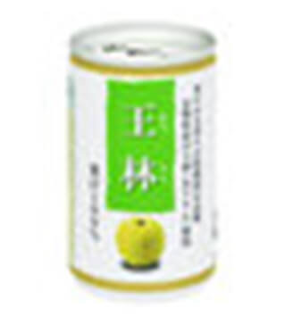 蘋果汁玉林 Apple Juice Olin 160g