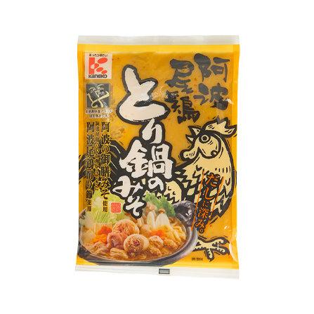 阿波尾雞雞鍋味噌 200g