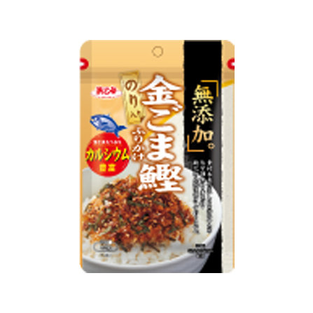 無添加 金芝麻鰹魚飯素 44g