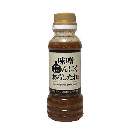 味噌蒜頭醬 240g