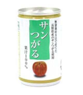 蘋果汁太陽津輕 Apple Juice Sun Tsugaru 160g
