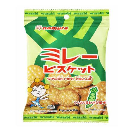 野村餅干 山葵味 70g