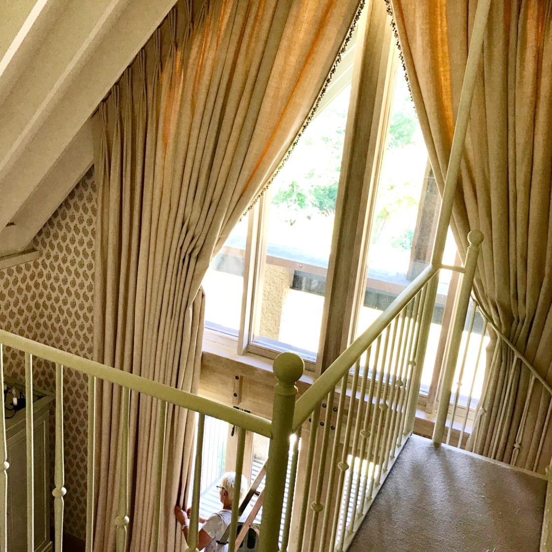 Master Bedroom 6m tall Apex Window