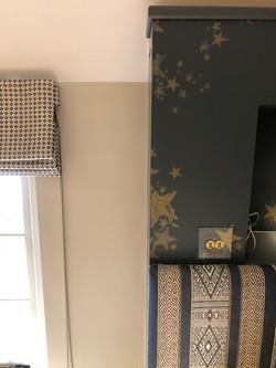 Upholstered Cabinbed