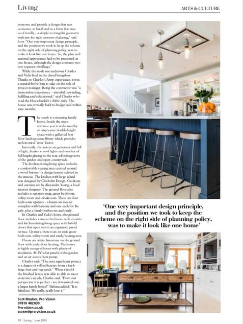 Hampshire Living Article June 2019