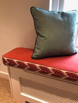 Radiator Cover Seatpad