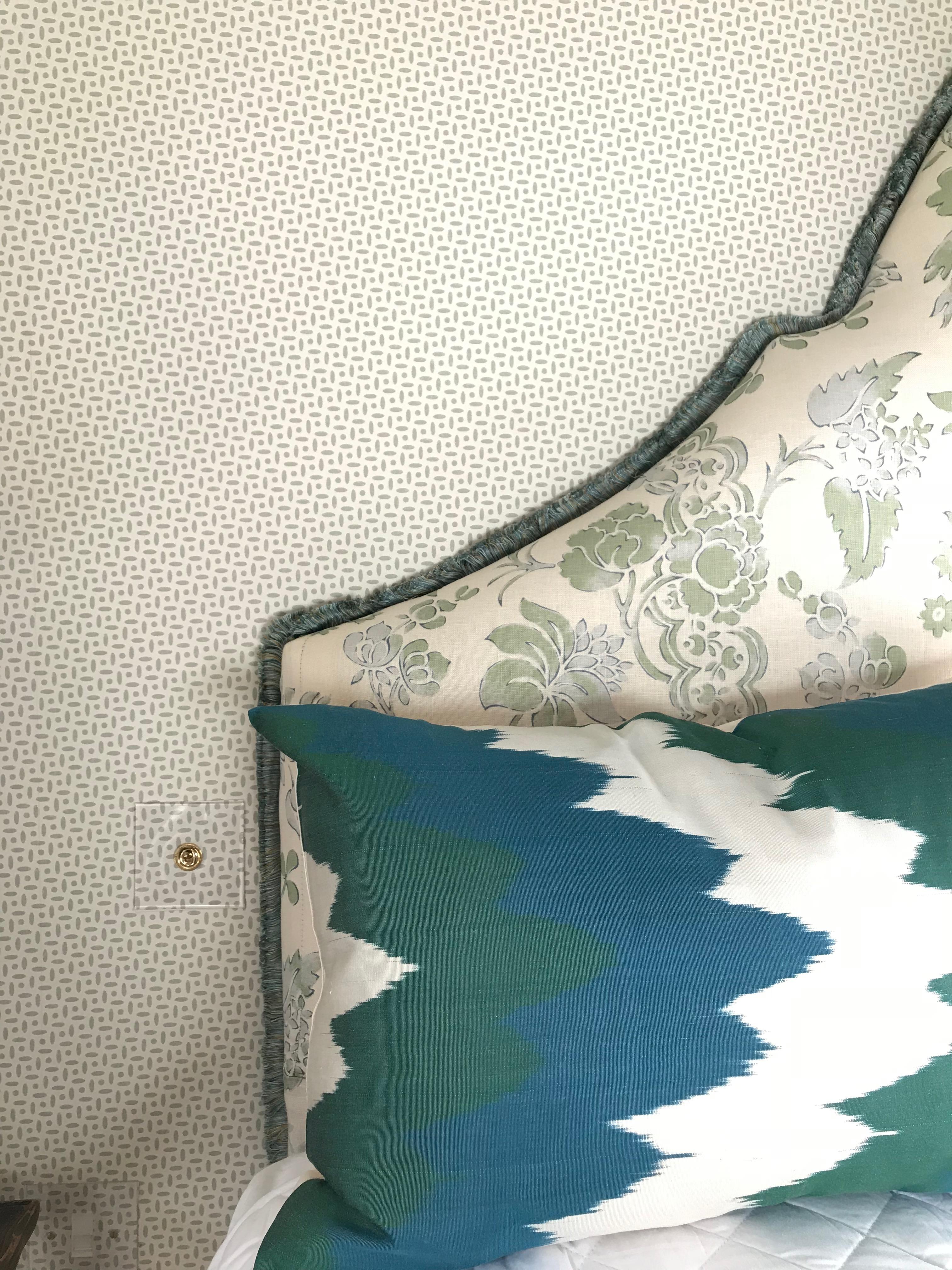 Guest Bedhead Detail