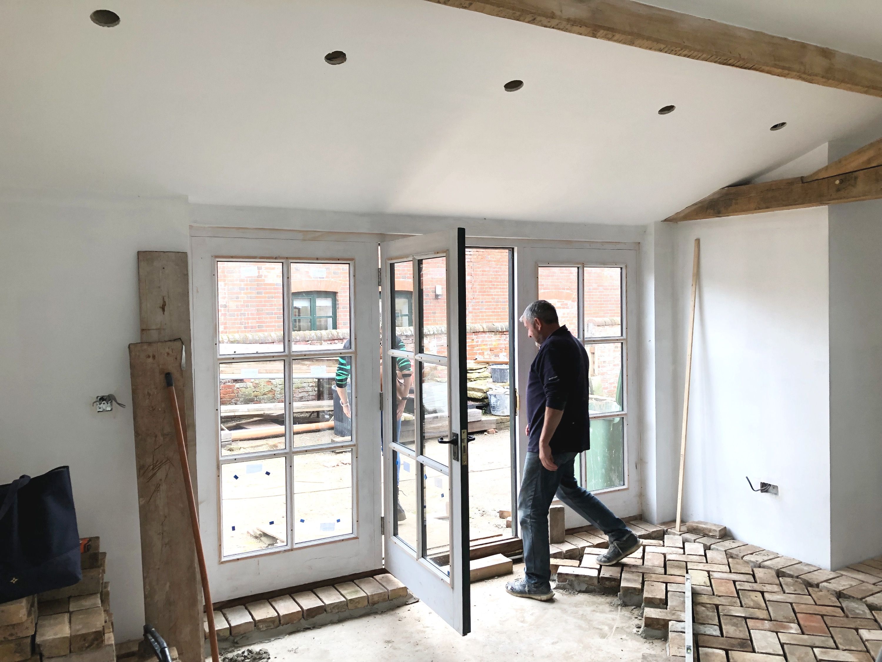 Norfolk Coachhouse Conversion
