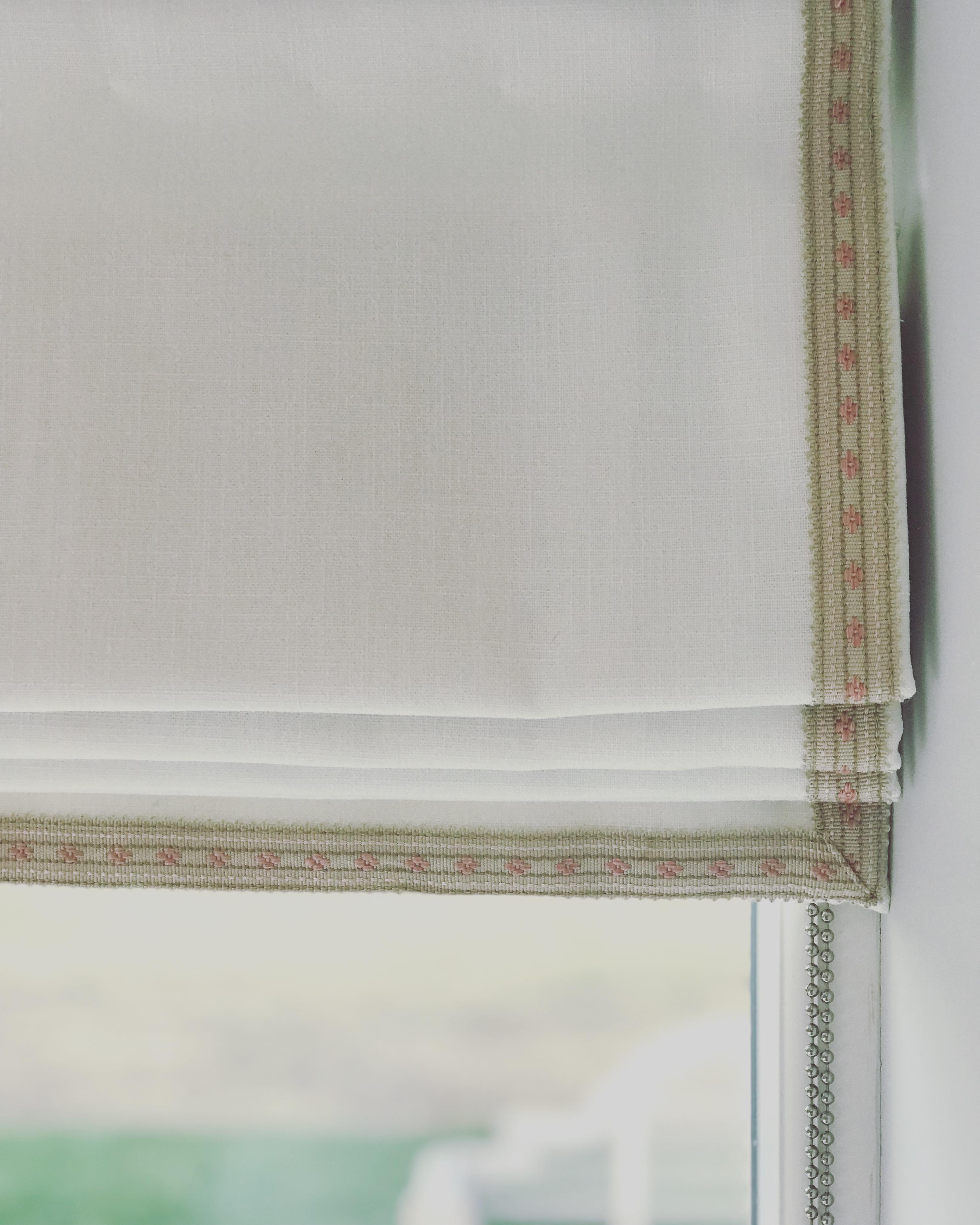 Blind Detail in Playroom
