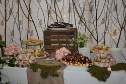 Dessert Table Woodland Themed Party