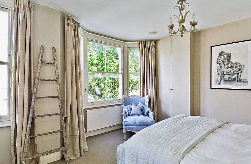 Bespoke Joinery and Refurbished Bedroom