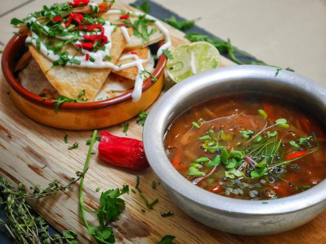 Spanish Onion Soup