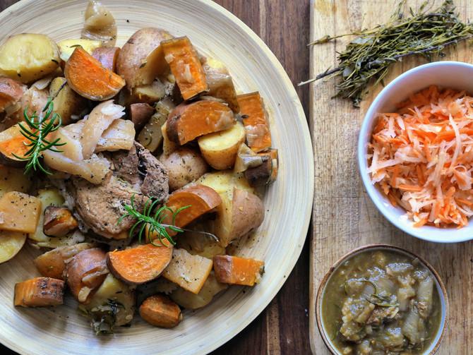 Glorious Pork Pot Roast