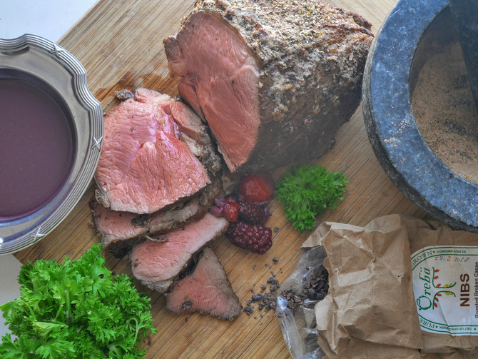 Black Forest Beef