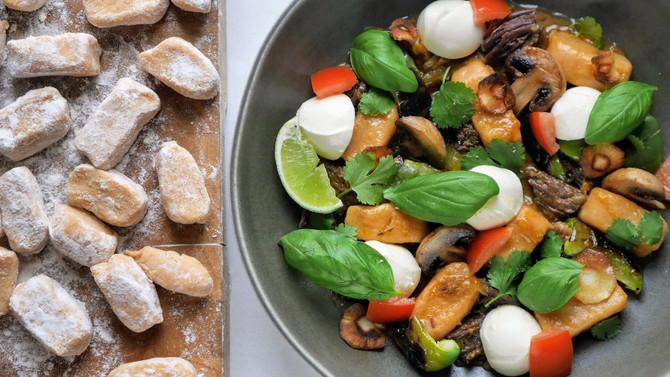 Potato and Paprika Gnocchi with Beef Cheek Ragu