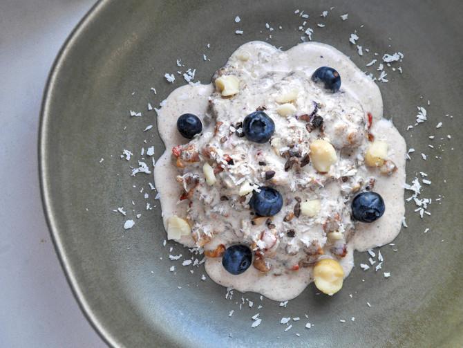 Delicious Dairy-Free Bircher Muesli