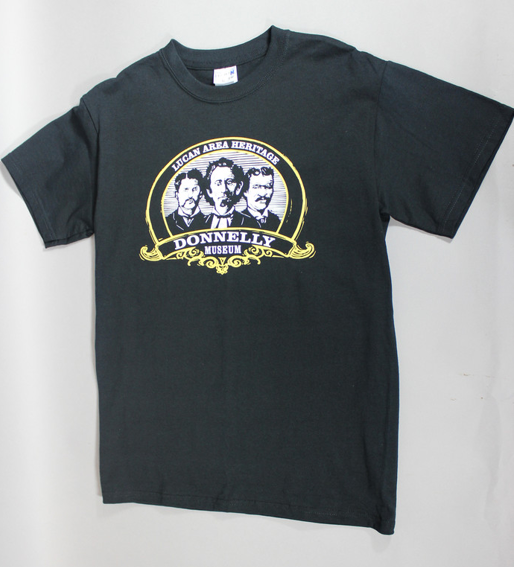 Donnelly Museum Large Logo T-Shirt - $20.00