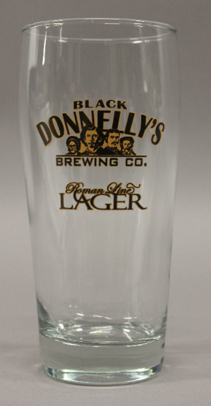 Donnelly Brewing Co. Beer Glass - $10.00
