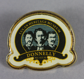 Donnelly Museum Logo Pin - $5.00