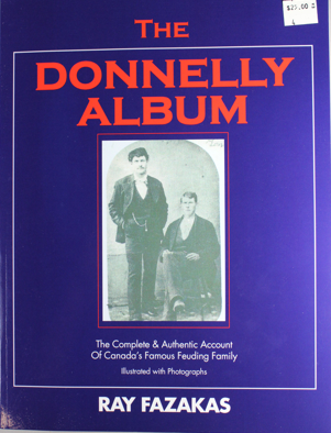The Donnelly Album - $30.00