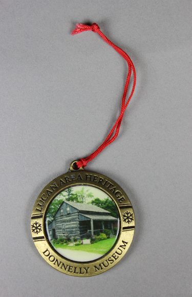 Donnelly Museum Ornament - $10.00