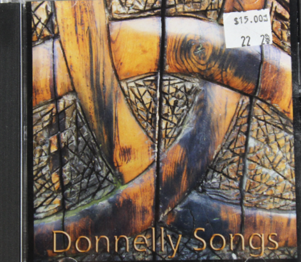 Donnelly Songs - $15.00