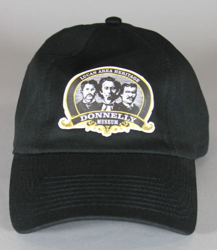 Donnelly Museum Logo Hat - $20.00