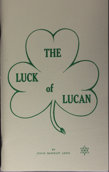 The Luck of Lucan - $1.00