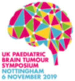 Paediatric brain tumour symposium logo
