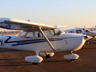 Un deuxième avion pour partir en mission!