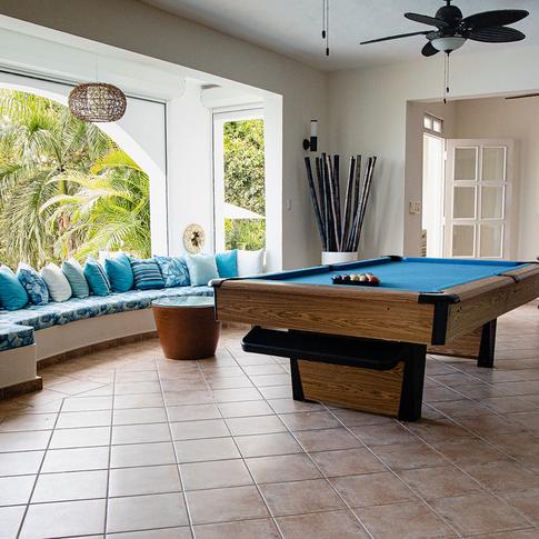 Billiard/Bar Room