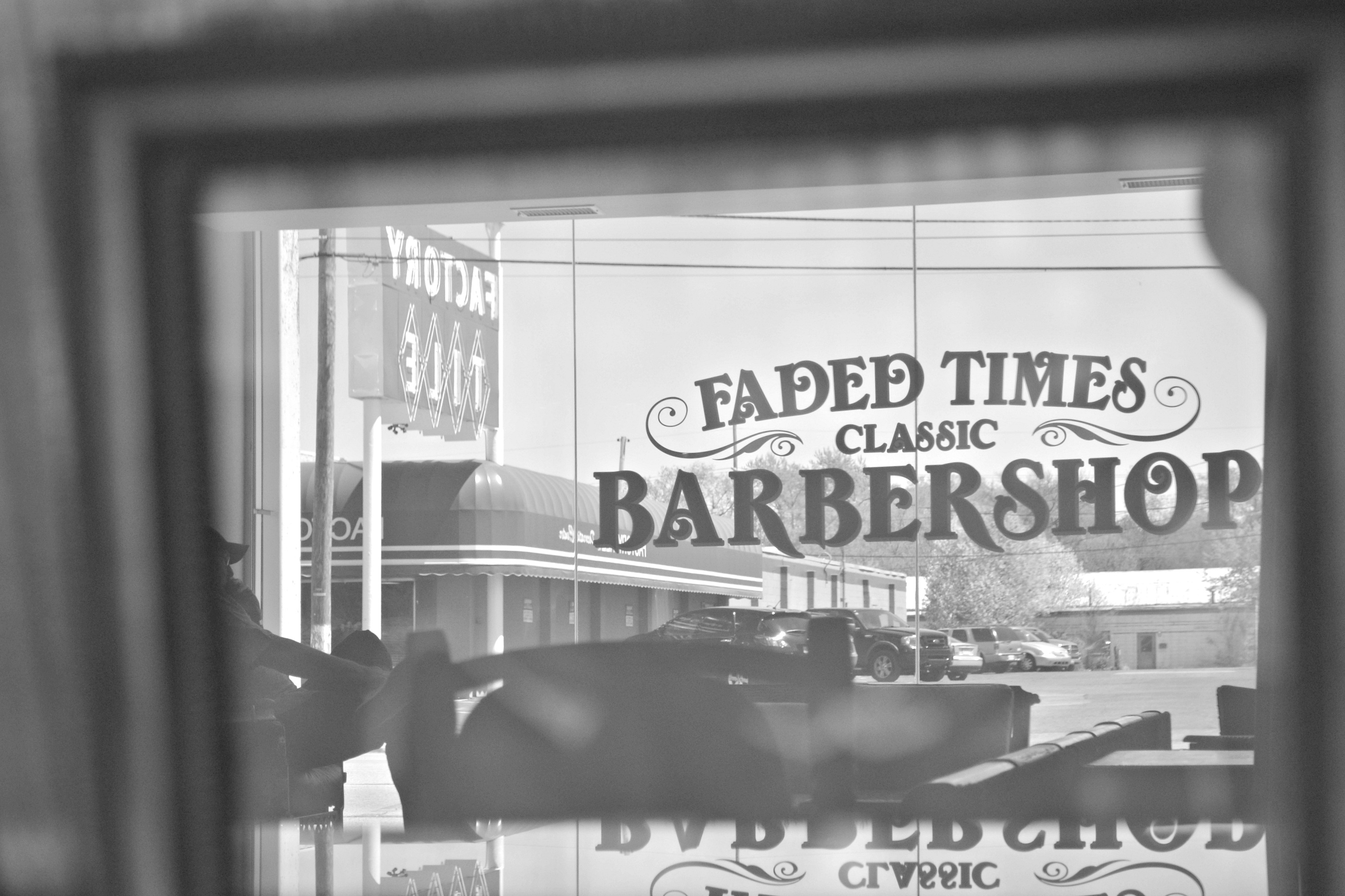 Faded Times Classic Barbershop