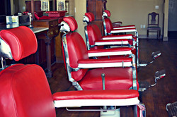 Real Classic Barbershop Chairs