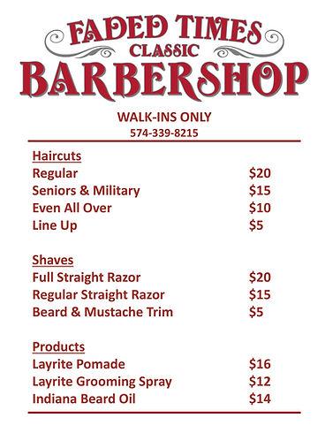 Faded Times Barbershop | rogerpecinavisions