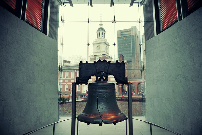 Liberty Bell and Independence Hall in Philadelphia.jpg