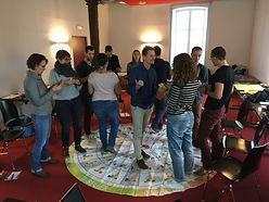 ALIAJ Nantes Séminaire Cohésion d'équipe
