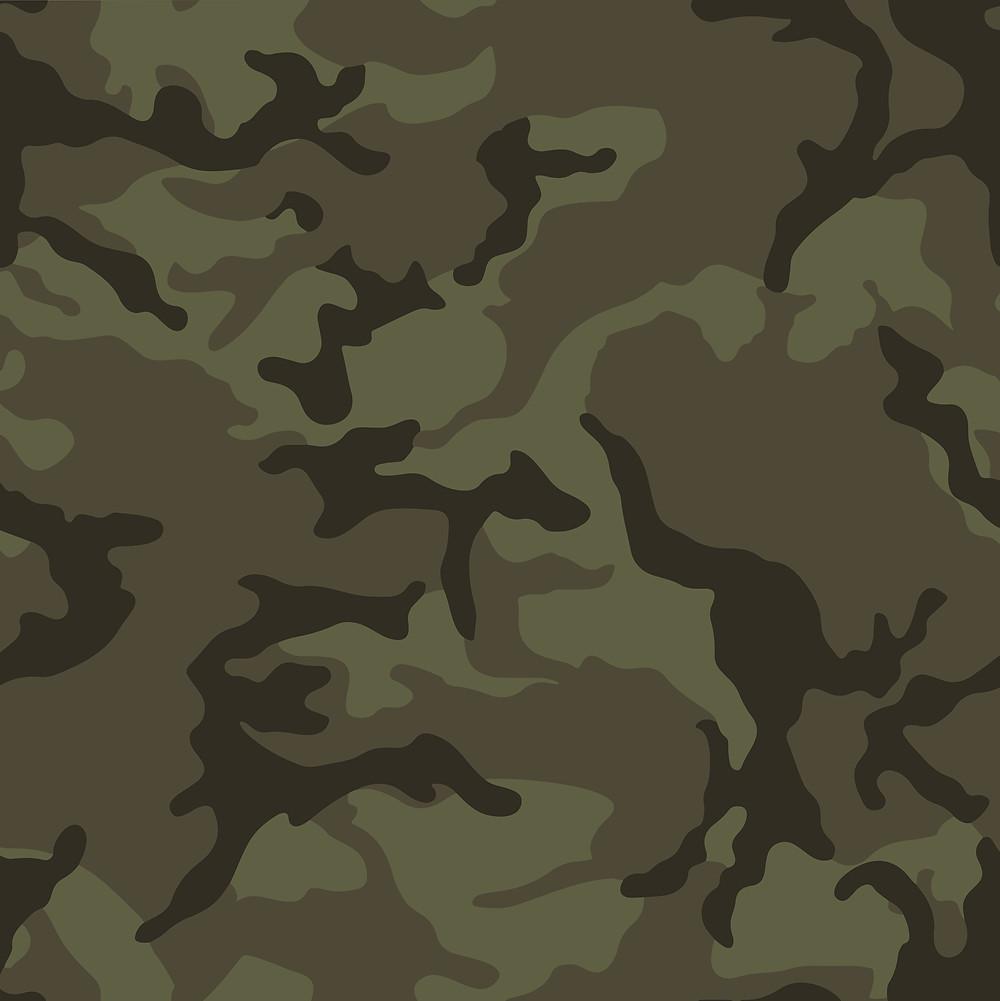 Woodland Camouflage - ein gutes Tarnmuster