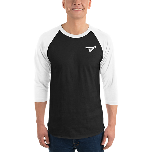 3/4 sleeve B shirt