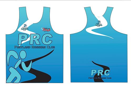 Portland Runners Club Singlet