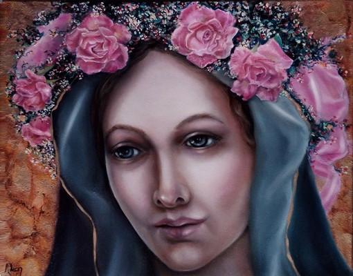 Virgen de Santa Rosa