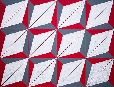 Illusion 9-16-18 Mixed Media on Canvas 3