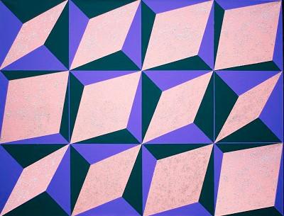 Illusion 12-11-19 Mixed Media on Canvas