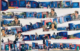 Frida Blue House