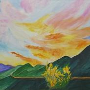 Elizabeth Sides-Preston - Mt Baldy Angel