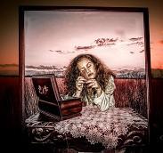 Elisa Guerra Resilence Fine Art 50 by 34