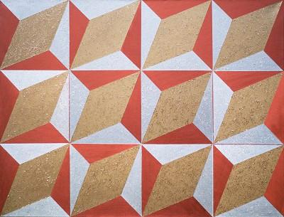 Illusion 11-24-19 Mixed Media on Canvas