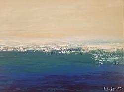 Carolina Garino-Tabit  Acrylic on Canvas  2019